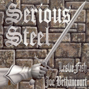 Cover: Serious Steel