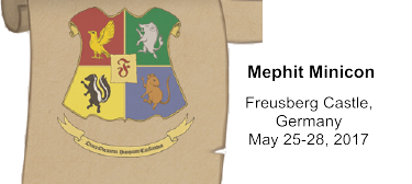 Mephit Mini Con (Freusberg Castle, Germany) May 25-28, 2017
